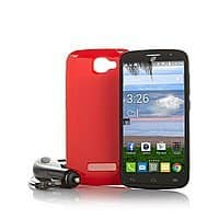 "HSN Deal: ALCATEL ONETOUCH 5"" Pop Icon Android Tracfone with 1200 Min, Texts and Data, 1-Year Card, $79.95 AR + tax, free s&h"