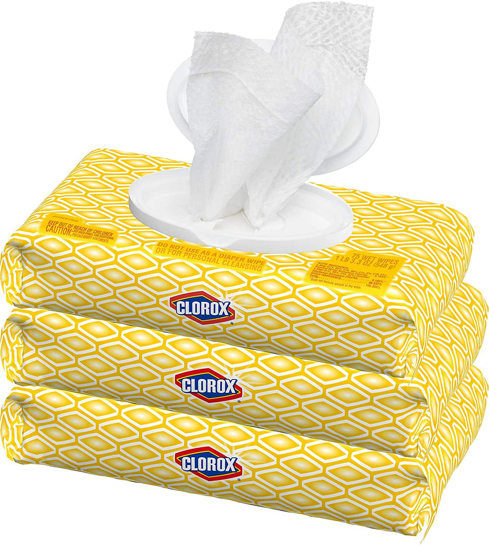 Amazon.com: Clorox Disinfecting Bleach Free Clean...