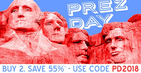Cisco Press Prez Day Buy 2 Save 55% Use Code PD2018