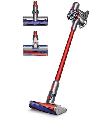 Dyson v7 Absolute Cordless Stick Vacuum $329.99, 3 free tools & Free 2-day Shipping ($220 off original price of $549.99)