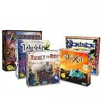 Gold Box Deal of the Day: Up to 45% Off Top-Rated Strategy Board Games from $8