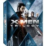 X-Men Blu-ray & DVD Sets: X-Men Trilogy Pack [9 Discs] (Blu-ray Disc) $15, X-Men Quadriogy Collection (Blu-ray Disc) $15, X-Men & Wolverine (Boxed Set) (Blu-ray Disc) $25 & More