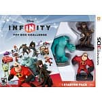 *Lowest* Disney Infinity Toy Box Challenge Starter Pack (Nintendo 3DS) $19.99 *Today Only*