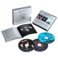 Best Buy Deal: Queen: Greatest Hits I, II & III - The Platinum Collection 3-Disc CD Boxed Set $11.99 + Free Shipping at Best Buy