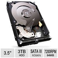 "TigerDirect Deal: Hard Drives: 240GB PNY Optima Series 2.5"" SATA III Internal SSD $79.99 AR or less, 3TB Seagate Barracuda 3.5"" SATA III Internal Hard Drive $99.99 AR or less *Back*"