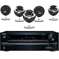 Frys Deal: Home Audio: Onkyo TX-NR535 5.2-Channel A/V Receiver + Jamo 360 S 25 Home Theater Speaker System $399 & More (Starts at 2:30AM PDT) *Back Again*