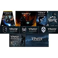 Newegg Deal: PC Digital Download Games: Thief Power Pack: Thief Gold + 2 + 3 + Master Edition + 5 DLCs for $20.78 & More