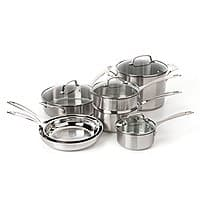 Amazon Deal: Gold Box Deal of the Day: Up to 75% Off Select Cuisinart Cookware Sets