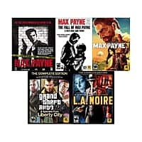 Newegg Deal: PC Digital Download Games: Rockstar Essentials Bundle: Max Payne Triple Pack + GTA IV Complete Edition + LA Noire Complete Edition for $16.99 or $15.29 AC & More *Back Again*