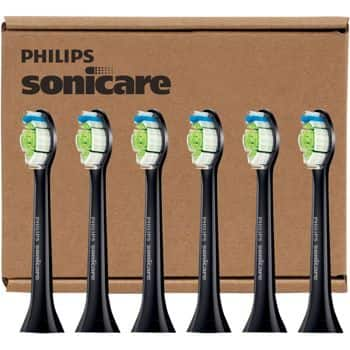 6-Pack Philips Sonicare DiamondClean Replacement Toothbrush Heads $39.99 + Free Shipping (Costco members only) & More