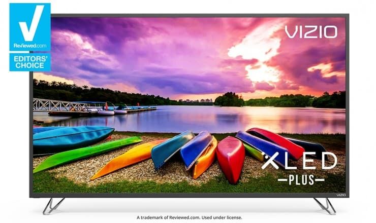"Vizio M65-E0 65"" 4K HDR Dolby Vision Home Theater Display $845.79"