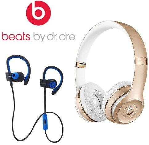Up to 65% Off Beats By Dre (Refurbished) + Free Shipping (Partial)