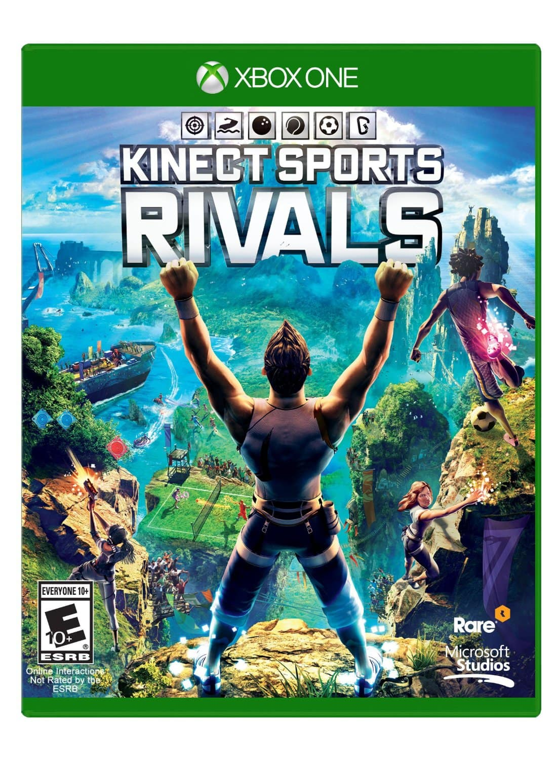 Kinect Sports Rivals Xbox One (Digital Delivery) - $22.41 at CDKeys.com