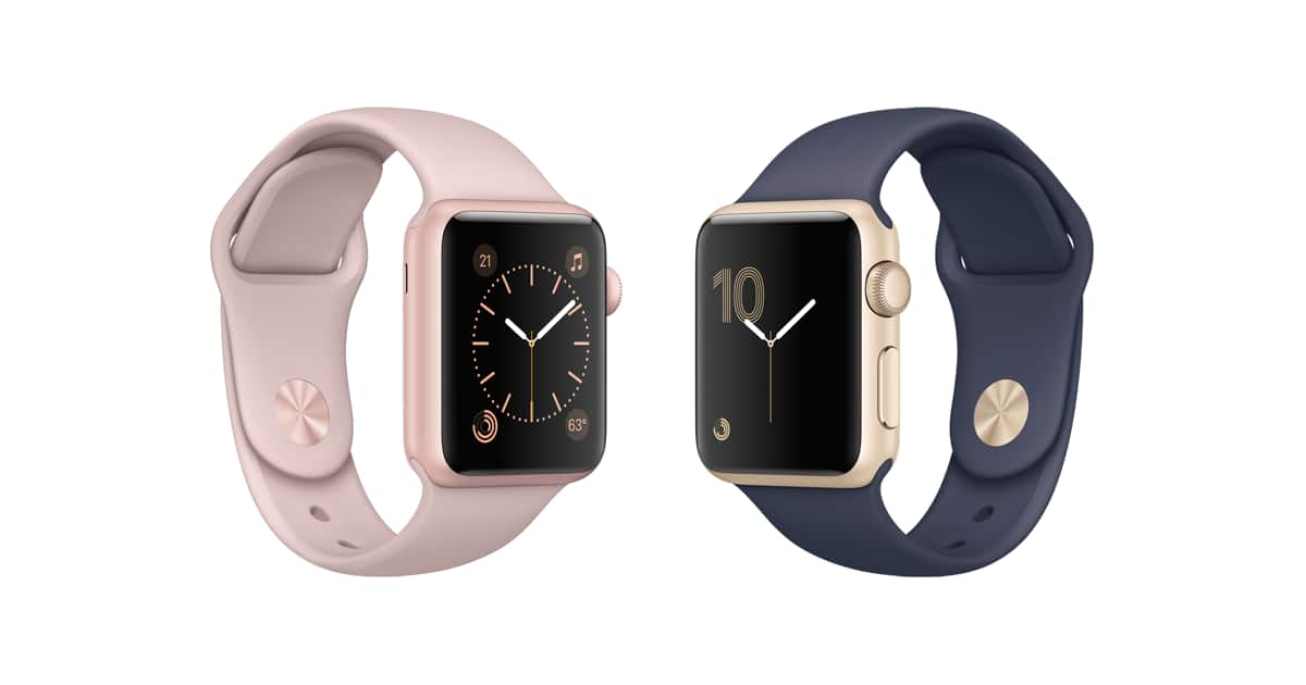 MACY'S: GOLD- MIDNIGHT ONLY Apple watch 38mm $169.99...42mm for $195.49 ***(with new Macy's Profile) free shipping or STORE pickup