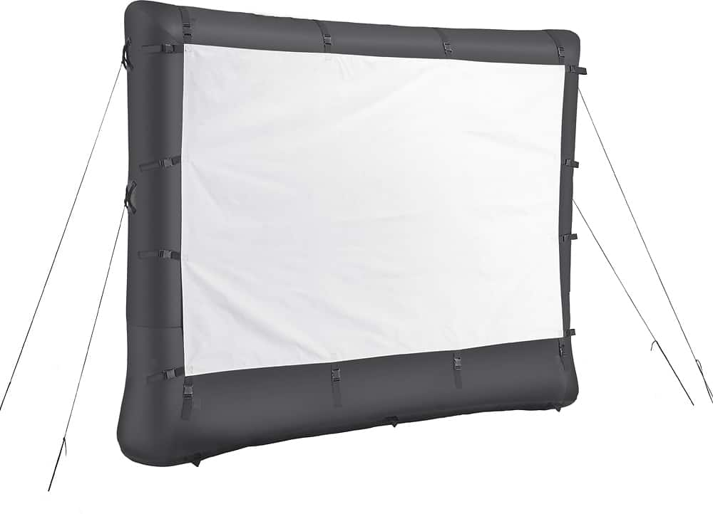 best buy Insignia Black 96 inch Projection screen $99.99