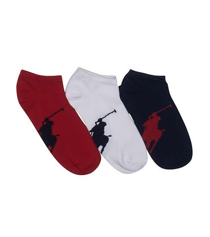 Jimmy Jazz: Men's Polo 3 pack -----or---------- 6 pack socks $4.95  (YMMV-shipped)
