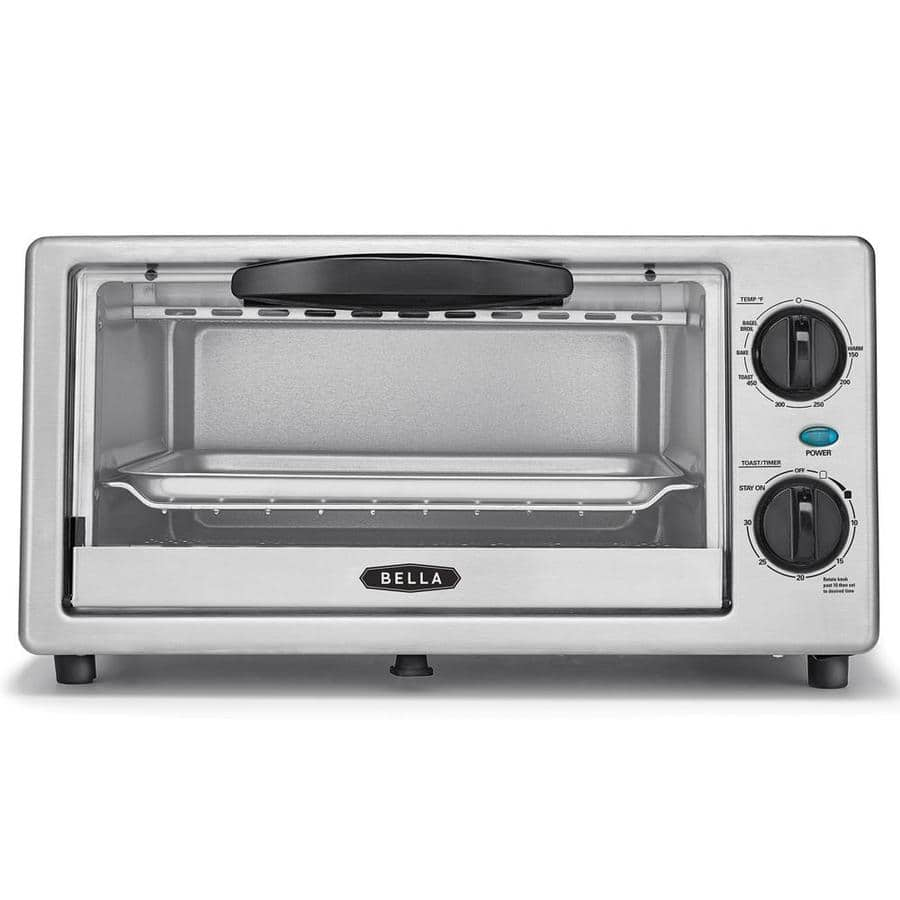 Select Lowe S Stores Bella 4 Slice Stainless Steel Toaster Oven Page 2 Slickdeals Net