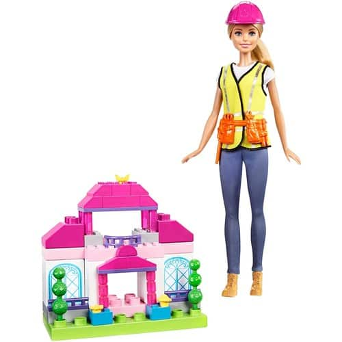 Amazon Toy Sale - Barbie Builder Doll & Playset, Mickey And Roadster Racers Belt And Much More $8.42