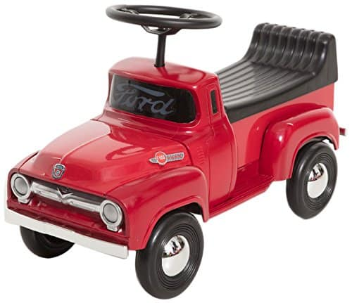 Beyond Infinity Ford 1956 Stamped Steel Foot to Floor Ride on + FS $59.41