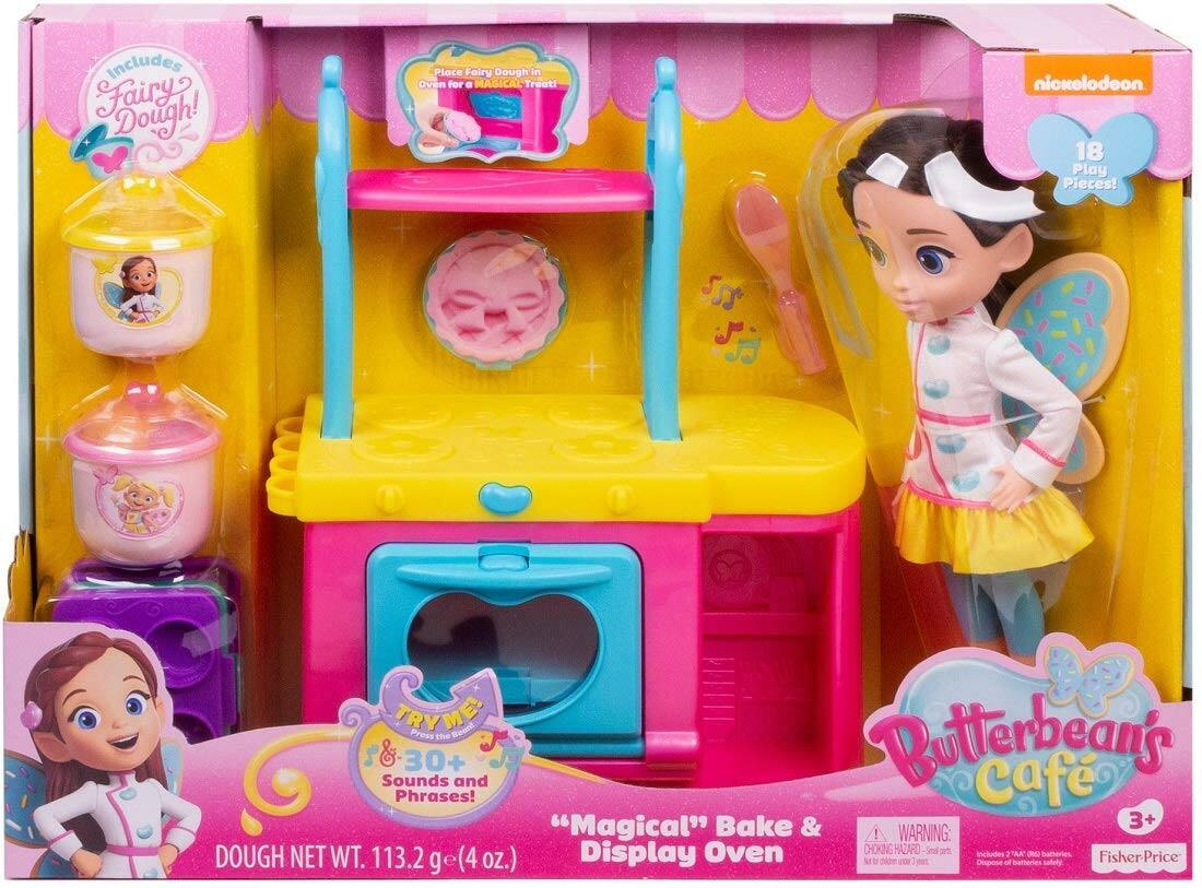 Fisher-Price Butterbean\'s Cafe Butterbean\'s Table Top ...