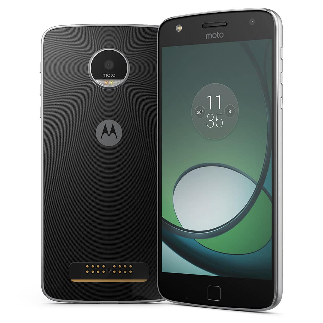 Motorola Moto Z Play 32GB Unlocked Smartphone, Black - $100 OFF $299 + FREE Shipping
