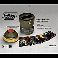 Best Buy Deal: Limited Edition: Fallout Anthology (PC) - Available for Pre-order - $39.99 with GCU and FS [Best Buy]