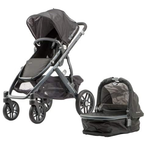 Uppababy Vista Stroller Black (Jake) $699 at Sams Club