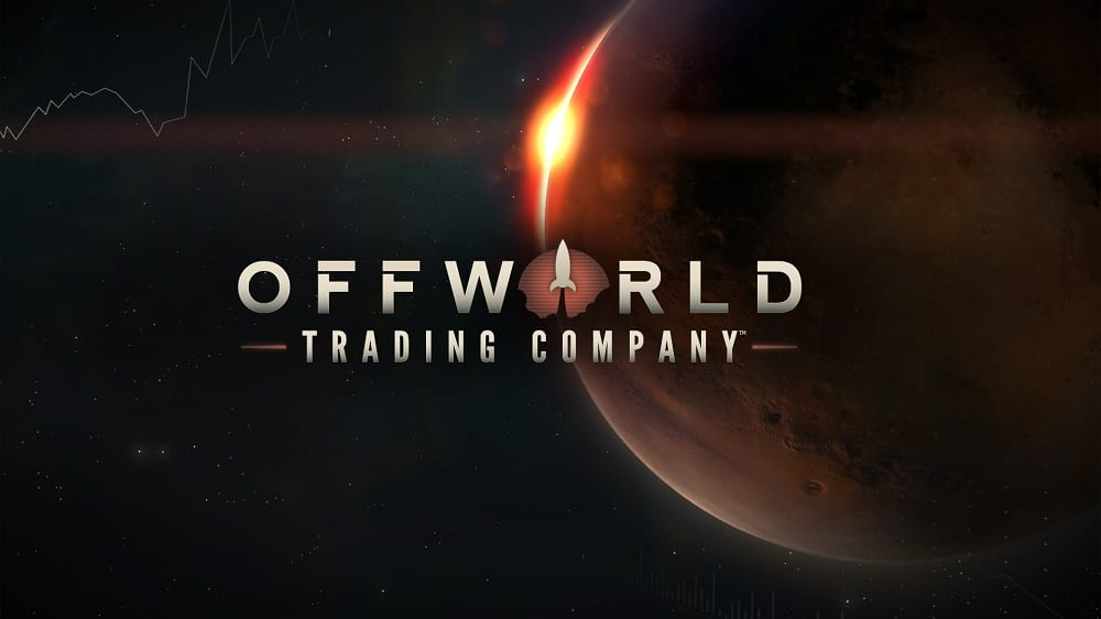 Offworld Trading Company (PCDD) Free to Play this Weekend and 50% Off Sale