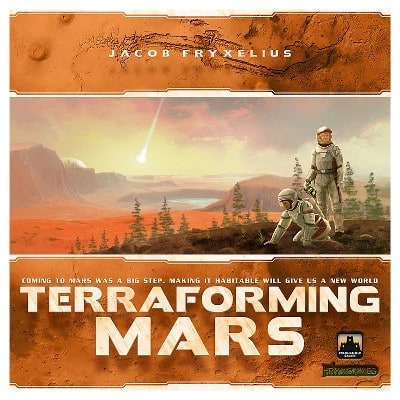Indie Boards and Cards Terraforming Mars Board Game $31.46
