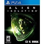 Alien: Isolation - PlayStation 4  $19.99 @ Amazon