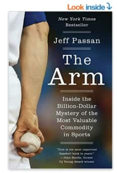 Kindle Ebook - The Arm by Yahoo Sports writer Jeff Passan $1.99