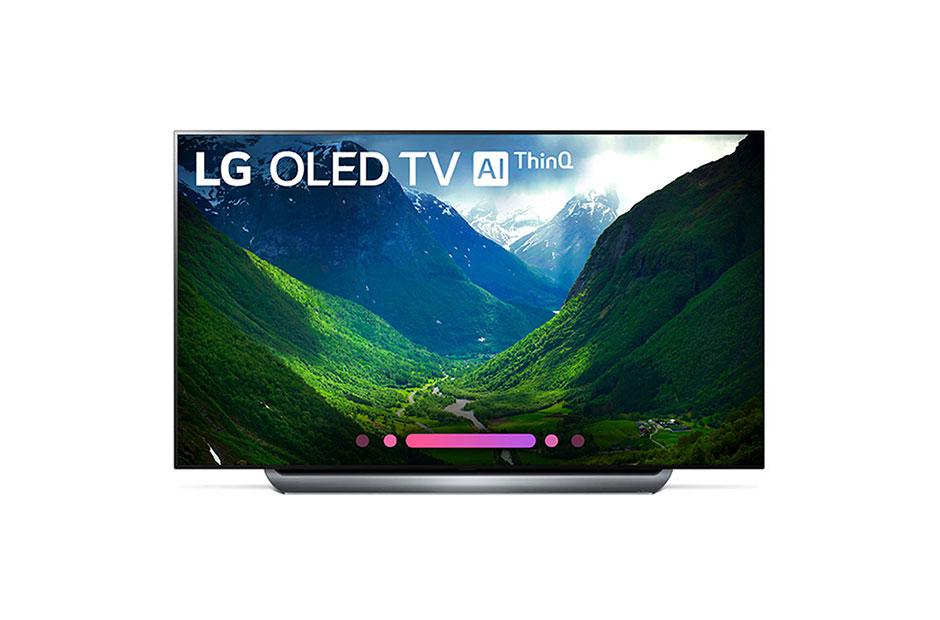"""LG OLED 4K TV (Open Box): 55"""" OLED55C8PUA $799 + Free Shipping"""