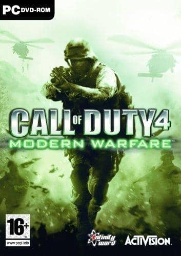 Call of Duty 4 (COD): Modern Warfare for PC/Steam @ $7 $6.69