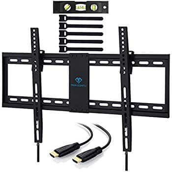 PERLESMITH Tilt Low Profile TV Wall Mount Bracket for Most 32-70 inch up to 132lbs at Amazon $14.99AC