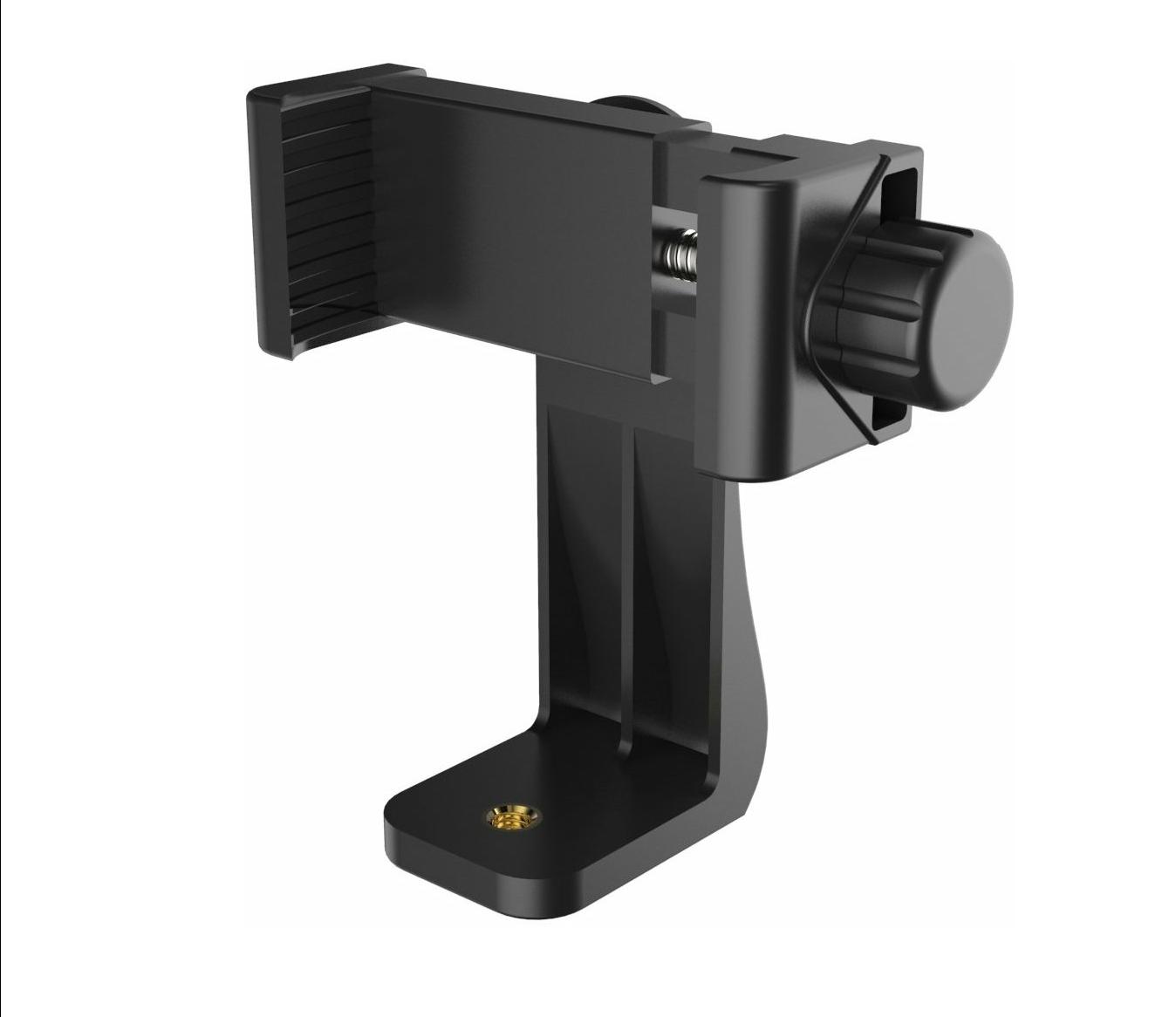 Cell Phone Tripod Mount Adapter $4.89AC @ Amazon