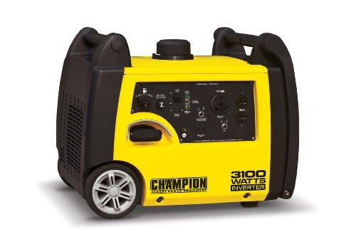*DEAD* Champion Power 75531i 3100 Watt RV Ready Portable Inverter Generator $650. No tax in CA!
