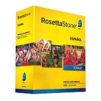 Newegg Deal: Rosetta Stone Language Software 50% off, Newegg