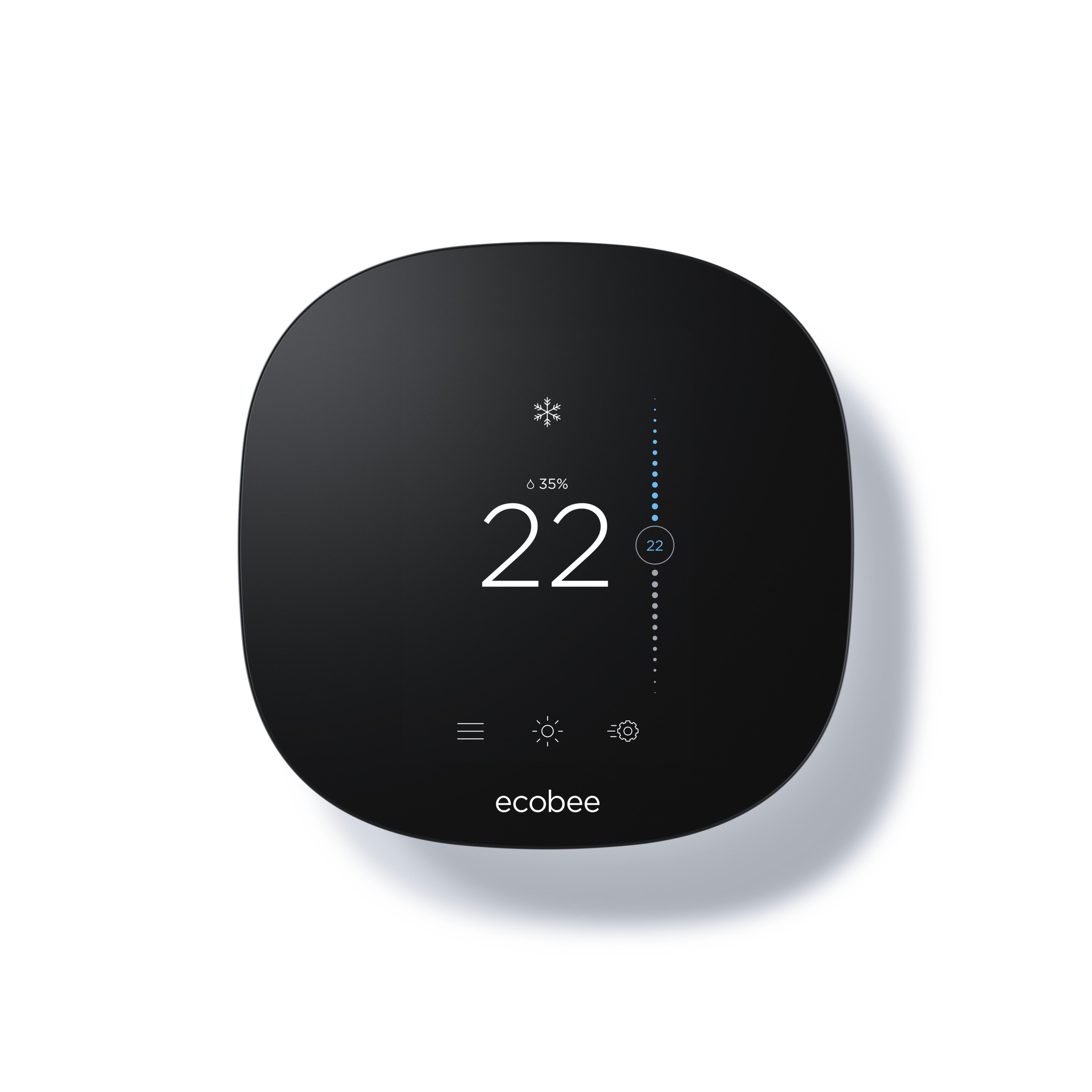 Ecobee 3 Lite Thermostat 2.0 2nd Gen Model number EB-STATE3LT-02. At Walmart  $136.89