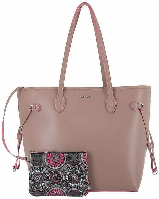 Lodis Bliss Leather Tote with Wristlet $49.99