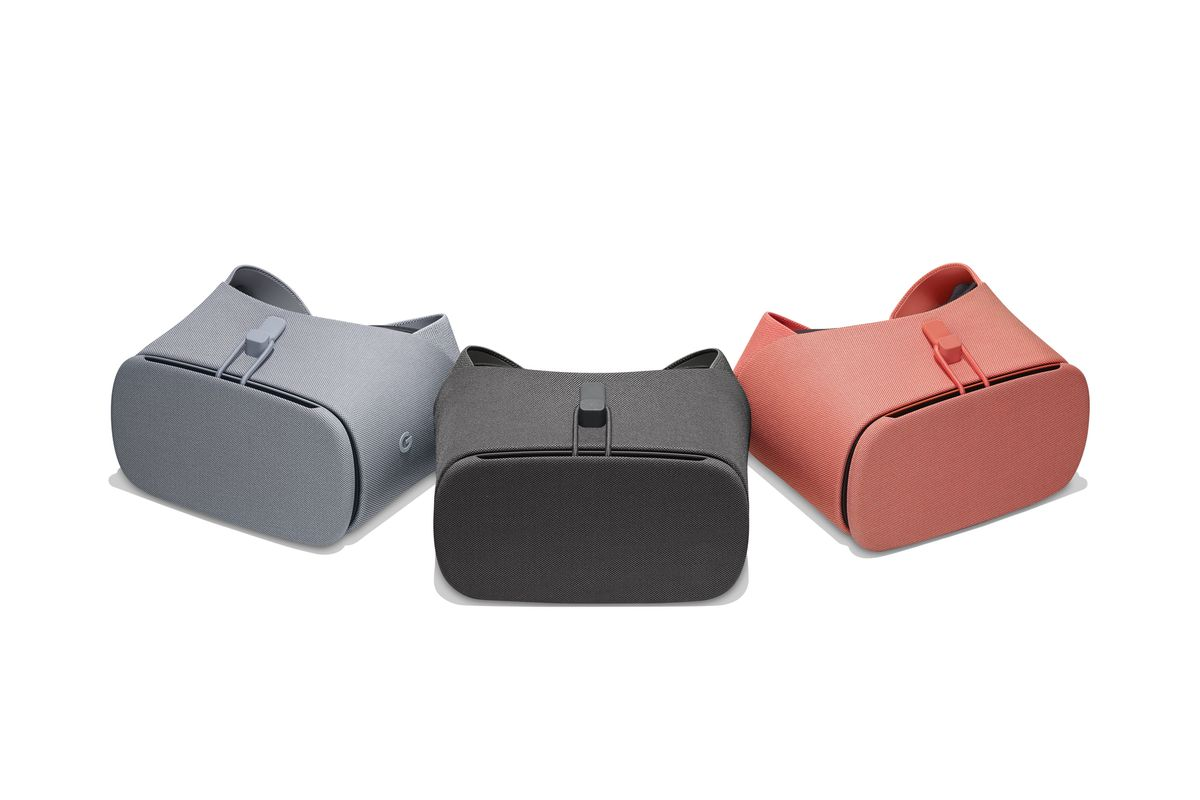 Google Daydream View (2017) $79 - All Colors - Google Store - Free Shipping