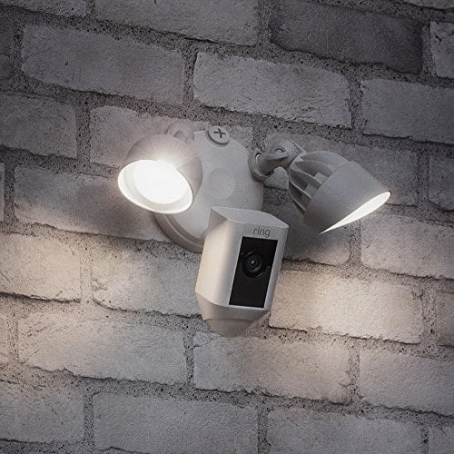 Ring Floodlight Camera - $199, with Echo Dot - $229