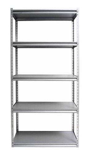 $30 Steel Shelving - MAJOR YMMV - 36x18x72 - Wal-mart - Good Luck
