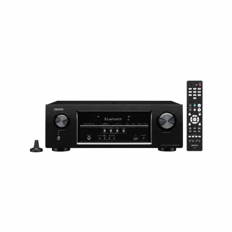 Denon 5.2-Channel Full 4K Ultra HD AV Receiver with Bluetooth (187.00)  / Yamaha 7.2-Channel Network AV Receiver 110W Per Channel Power - Black - Refurbished  ($298)  @ Frys $187