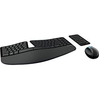 Prime Members: Microsoft Sculpt Ergonomic Wireless Keyboard/Mouse $79 + Free S/H