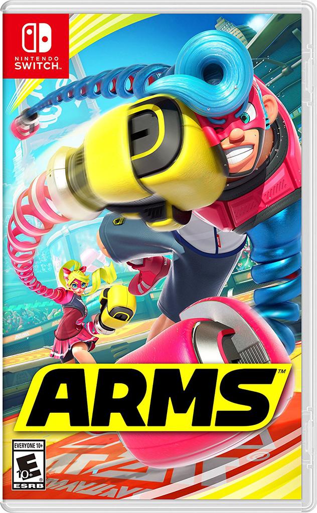 ARMS - Nintendo Switch - $19 - extreme YMMV