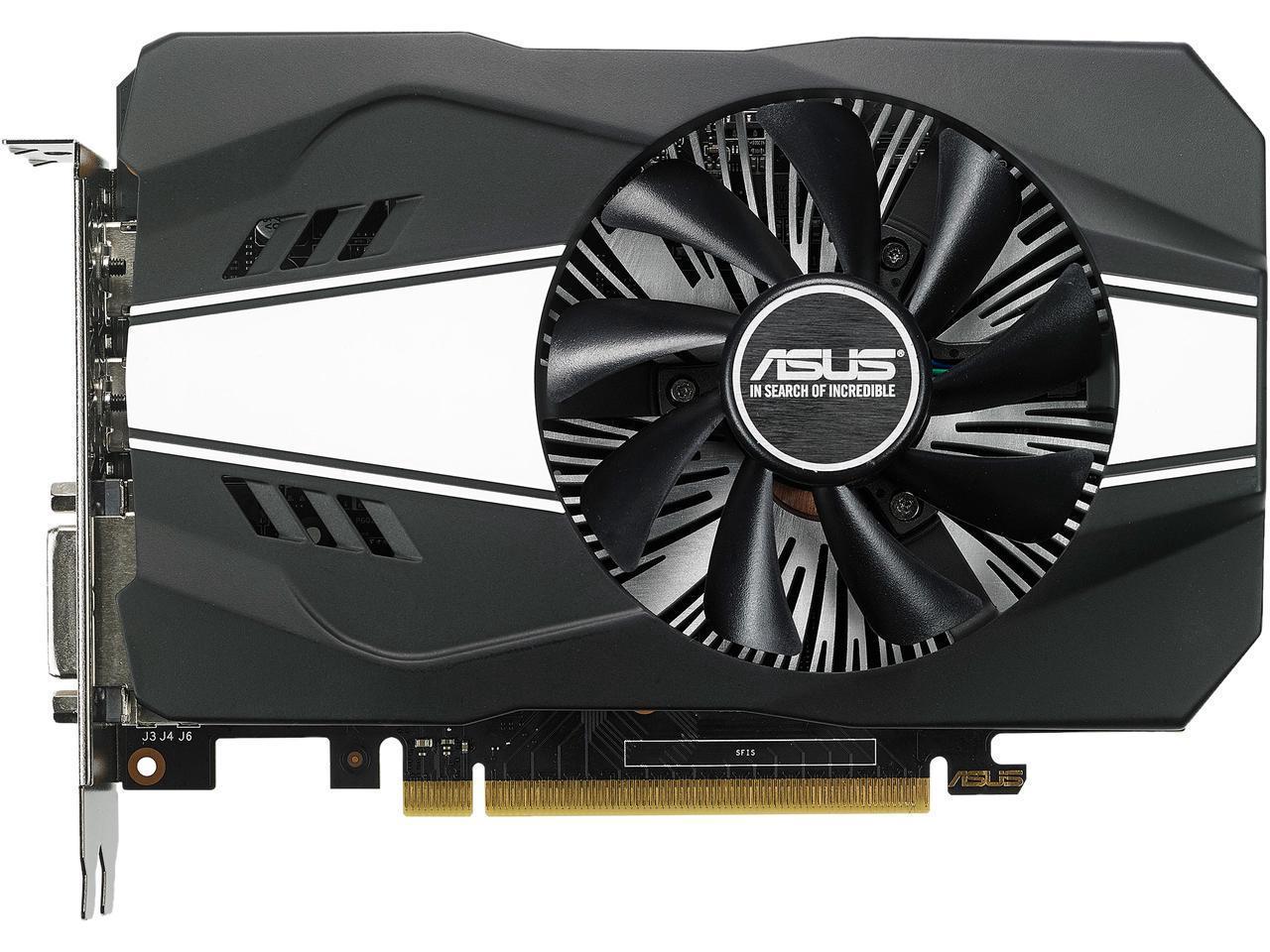 ASUS GeForce GTX 1060 PH-GTX1060-6G 6GB 192-Bit GDDR5 PCI Express 3.0 HDCP Ready Video Card + Fortnite Bundle + FS $209.99