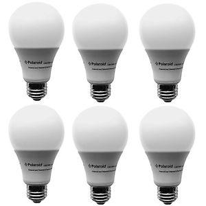 Ebay Daily Deal - Polaroid Dimmable 100 Watt Equivalent 20W A21 LED Bulb  1600 Lumens 5000K Daylight (6 Pack) PLOA21-100.1600.20.2D - $29.99 free shipping