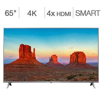 Costco Members: LG 65 4K Ultra HD LED LCD TV 2018 model ($899.99)