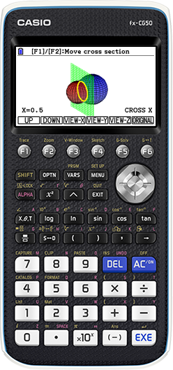 Casio fx-CG 50 PRIZM Graphing Calculator Free Shipping $87.5
