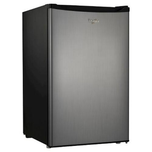 Whirlpool 4.3 cu ft Mini Refrigerator - Stainless - $139.99 at Target